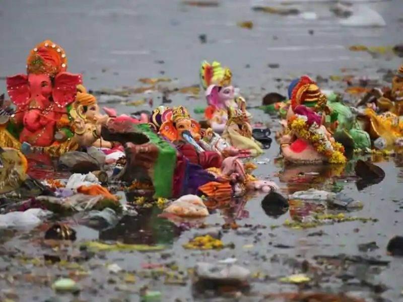 yamuna river pollution water Mumbai India Environmental NGO Earth5R