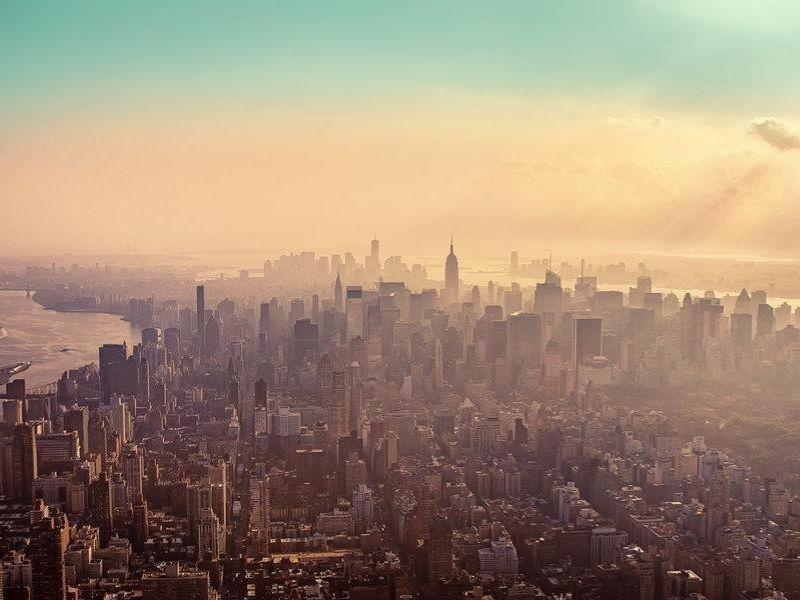 Air Pollution New York City Circular Economy Mumbai India Environmental NGO Erath5R