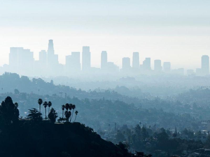 Air pollution LA Circular Economy Mumbai INdia Environmental NGO Earth5R