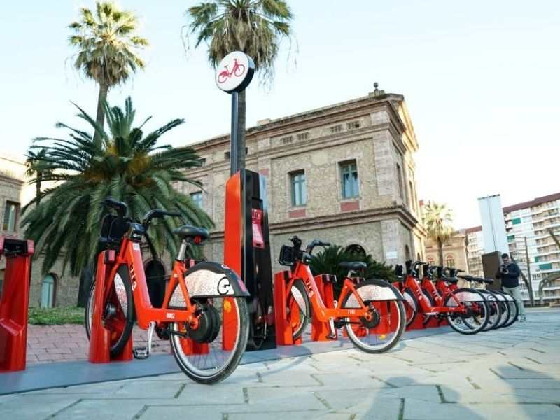 Barcelona Circular Economy Bicycle Sharing Mumbai India Environmental NGO Earth5R