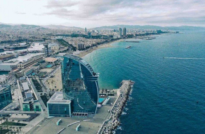 Barcelona Circular Economy Mumbai India Environmental NGO Earth5R