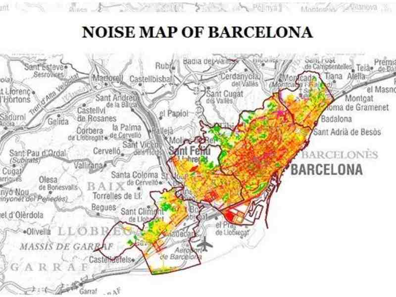 Barcelona Circular Economy Noise Pollution Mumbai India Environmental NGO Earth5R