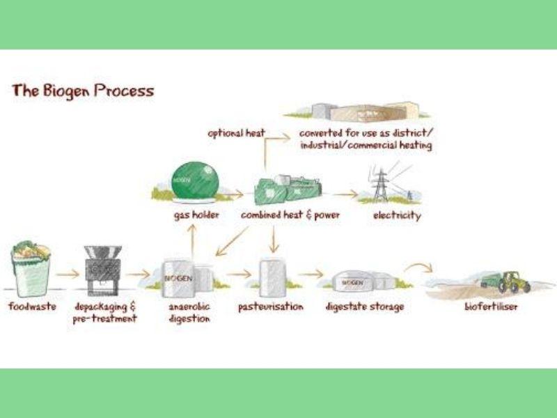 Biogen Process New York City Circular Economy Mumbai India Environmental NGO Earth5R