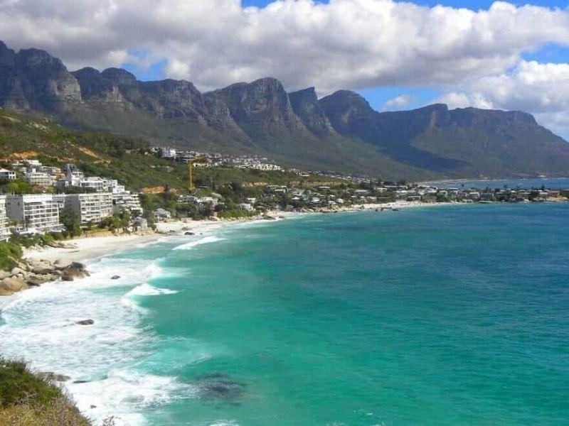 Cape Town Circular Economy Atlantic Coastline Mumbai India Environmental NGO Earth5R