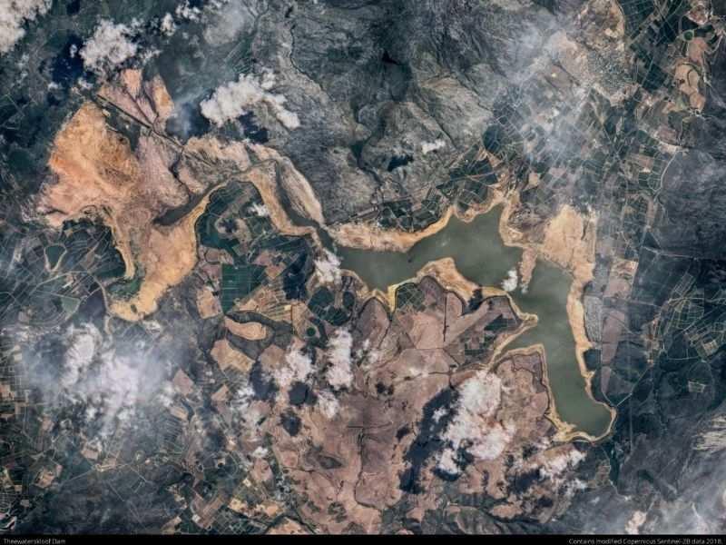 Cape Town Circular Economy Dam Water Mumbai India Environmental NGO Earth5R