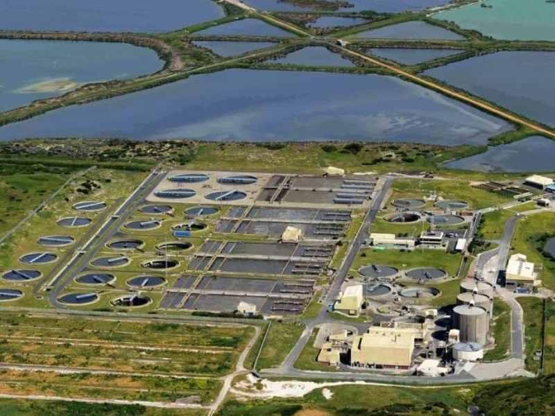 Cape Town circular economy wastewater treatment Mumbai India Environmental NGO Earth5R