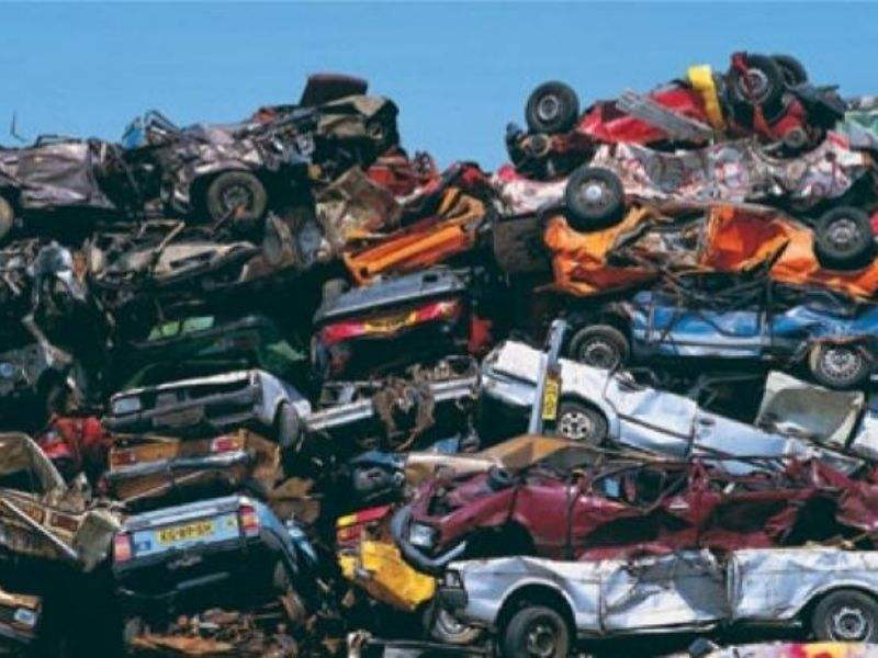 Malta Circular Economy Disposing of Old Vehicles Mumbai India Environmental NGO Earth5R