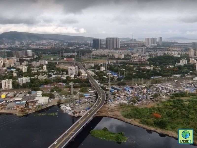 Mumbai-India-Environmental-NGO-Earth5r-Circular-Economy-City-Mithi-river