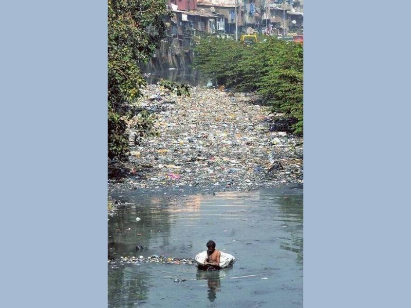Mumbai-India-Environmental-NGO-Earth5r-Circular-Economy-River-Clean-up-Mithi-Plastic-Pollution