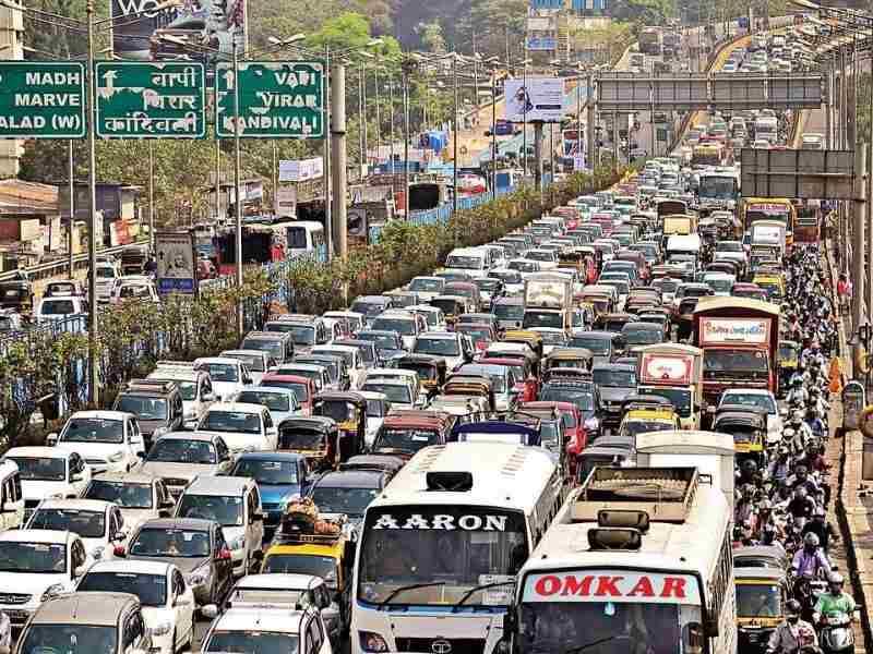 Mumbai-India-Environmental-NGO-Earth5r-Circular-Economy-Traffic-Air Pollution
