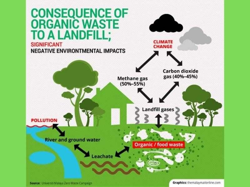 Organic Waste Consequence New York City Circular Economy Mumbai India Environmental NGO Earth5R