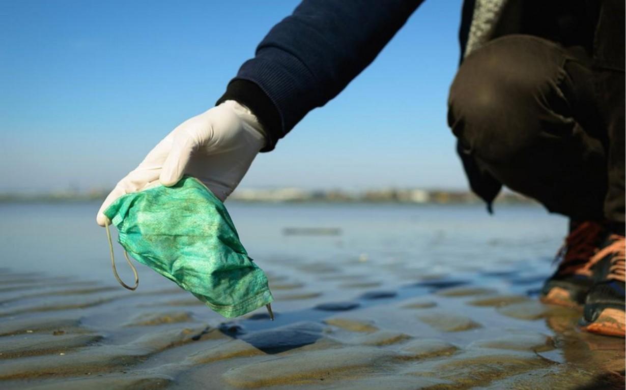 Personal Protection Equipment Circular Economy Mumbai India Environmental NGO Earth5R