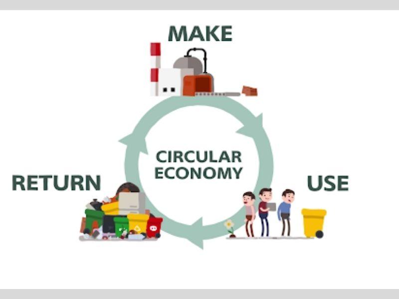 Personal Protection Equipment Circular Economy upcycling Mumbai India Environmental NGO Earth5R