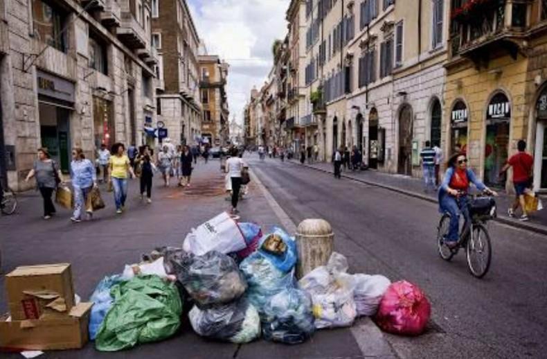 Rome Circular Economy Mumbai India Environmental NGO Earth5R