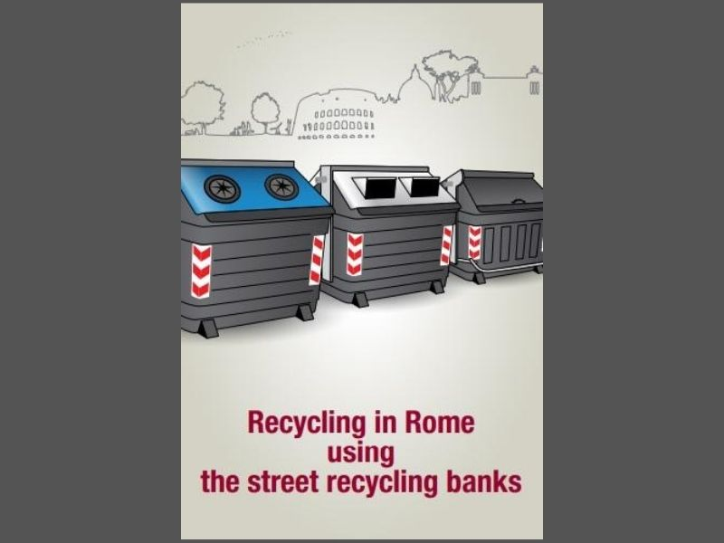 Rome Circular Economy recycling bank Mumbai India Environmental NGO Earth5R