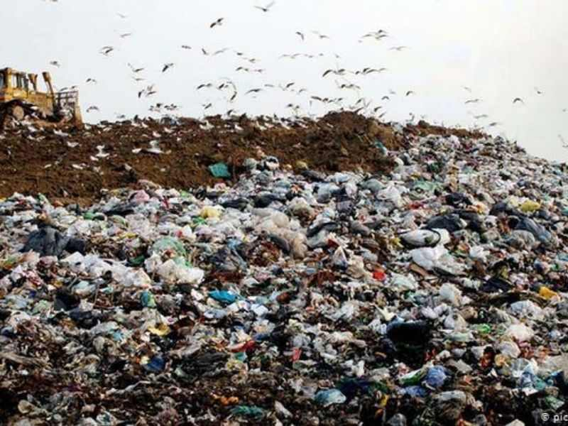 Trash Pollution Buenos Aires Circular Economy Mumbai India Environmental NGO Earth5R