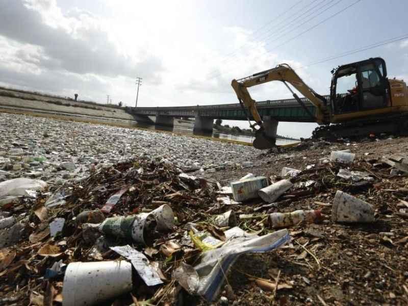 Trash Pollution LA Circular Economy Mumbai India Environmental NGO Earth5r