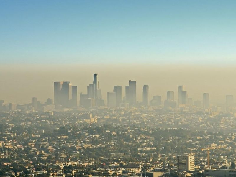 USA Environmental Education air pollution Mumbai India Environmental NGO Earth5R