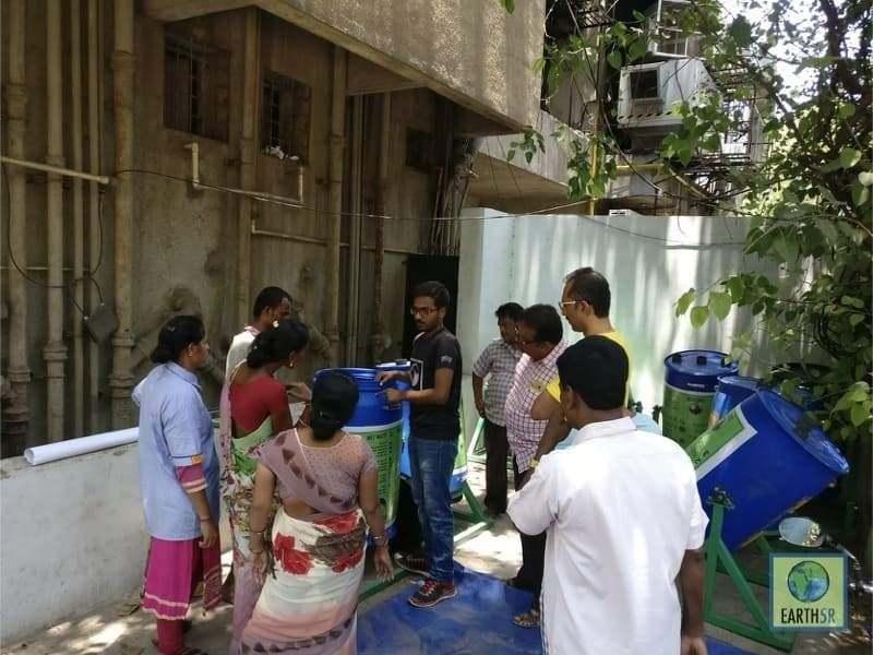 recycling New York City Circular Economy Mumbai India Environmental NGO Earth5R