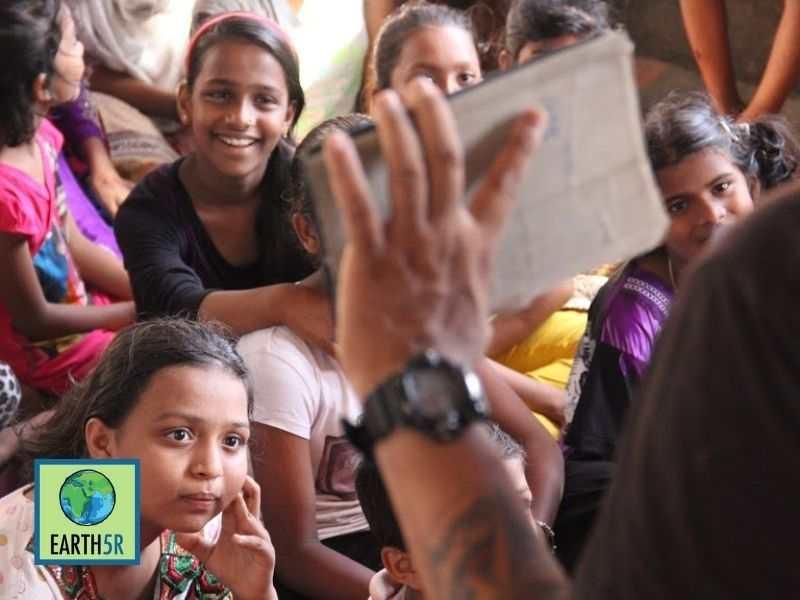 Mumbai-India-Environmental-NGO-Earth5r-Circular-Economy-fellowship-course-program-team-community-encourage