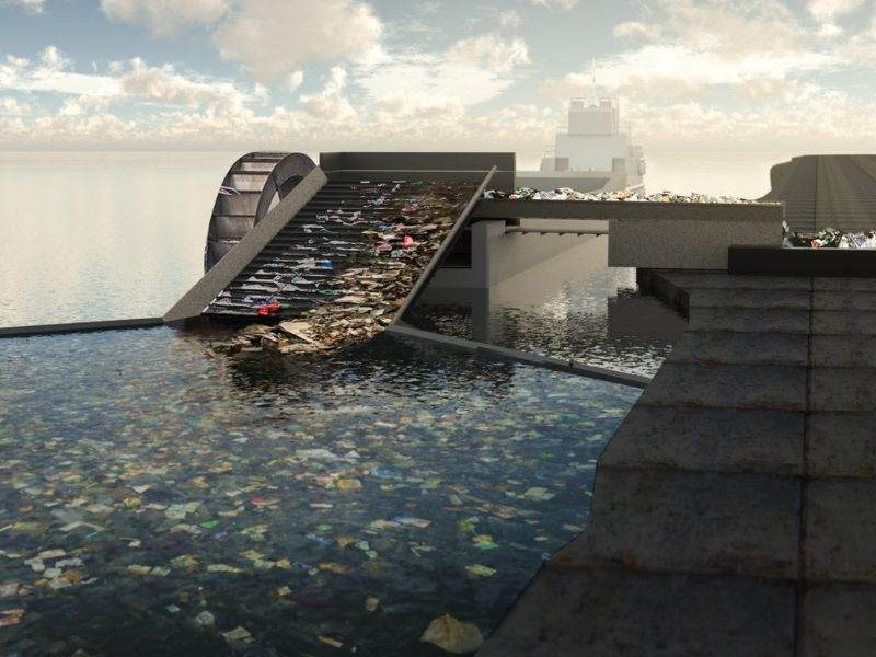RiverRecycle recycling Mumbai India Environmental NGO Earth5R