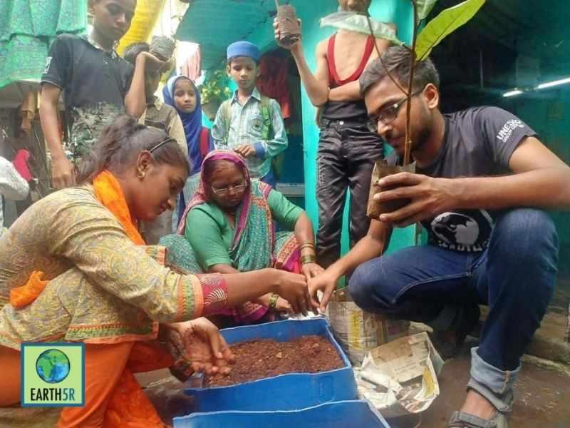 Mumbai-India-Environmental-NGO-Earth5r-Circular-Economy-empowerment