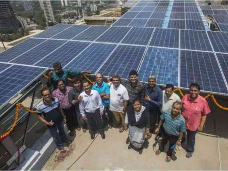Mumbai-India-Environmental-NGO-Earth5r-UN-Renewable-energy-solar-suburbs