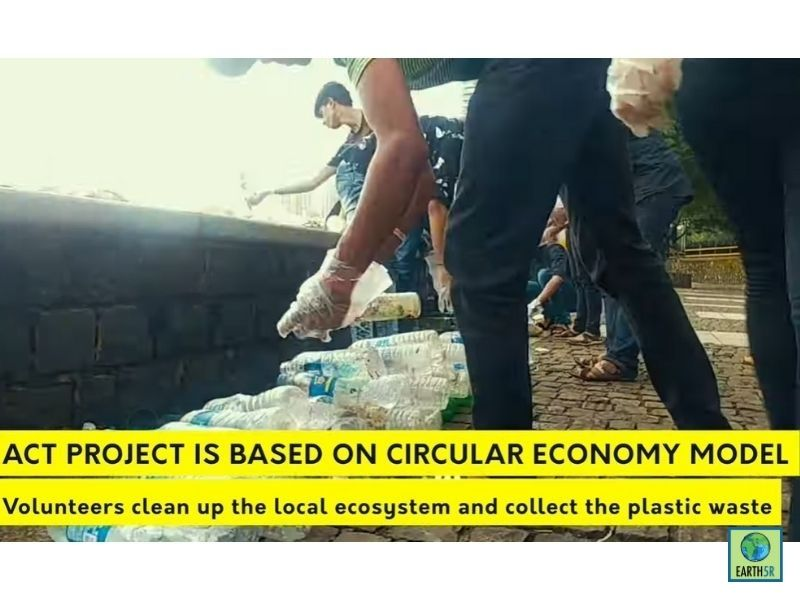 Mumbai-India-Environmental-NGO-Earth5r-ACT-Project-Swiss-School-circular-economy-recycle-downcycle