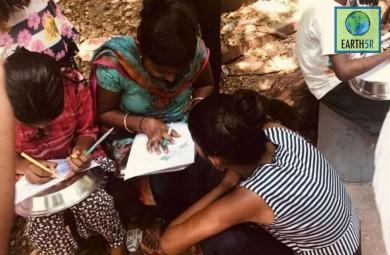 Mumbai-India-Environmental-NGO-Earth5r-HEP-volunteer-compressed