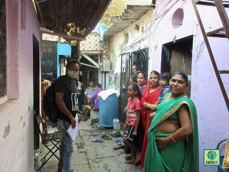 Mumbai-India-Environmental-NGO-Earth5R-Circular-Economy-segregation-community-citizen-livelihood