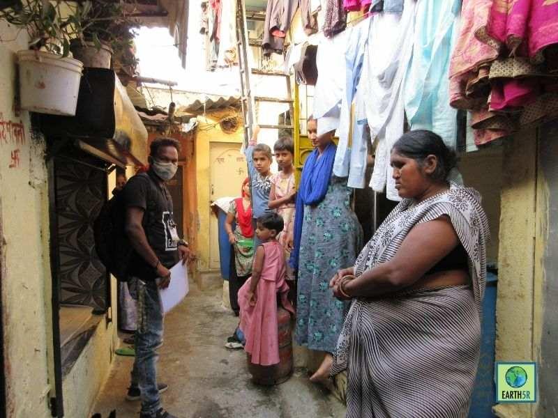 Mumbai-India-Environmental-NGO-Earth5R-Circular-Economy-segregation-community-citizen-program