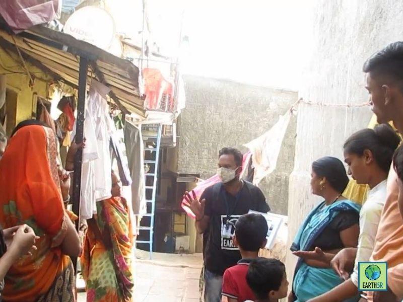 Mumbai-India-Environmental-NGO-Earth5R-Circular-Economy-segregation-community-citizen-training