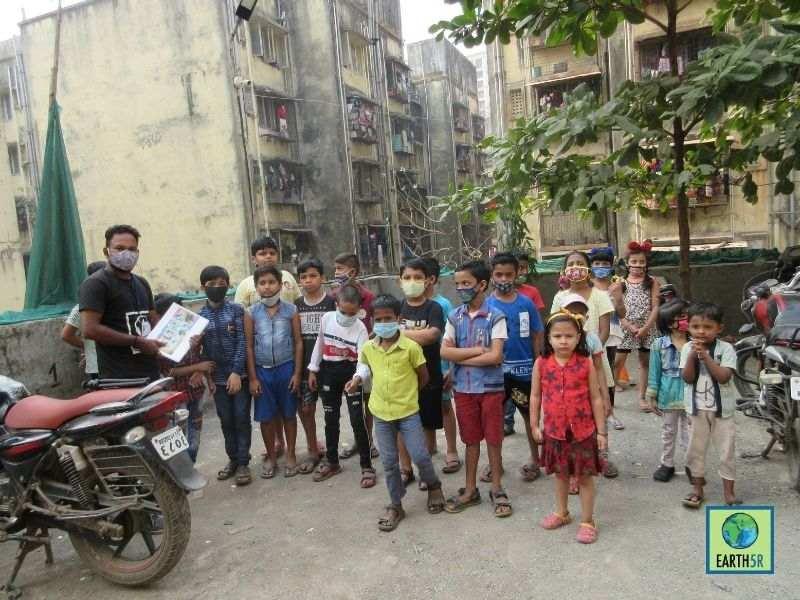 Mumbai-India-Environmental-NGO-Earth5R-Circular-Economy-segregation-community-school-training