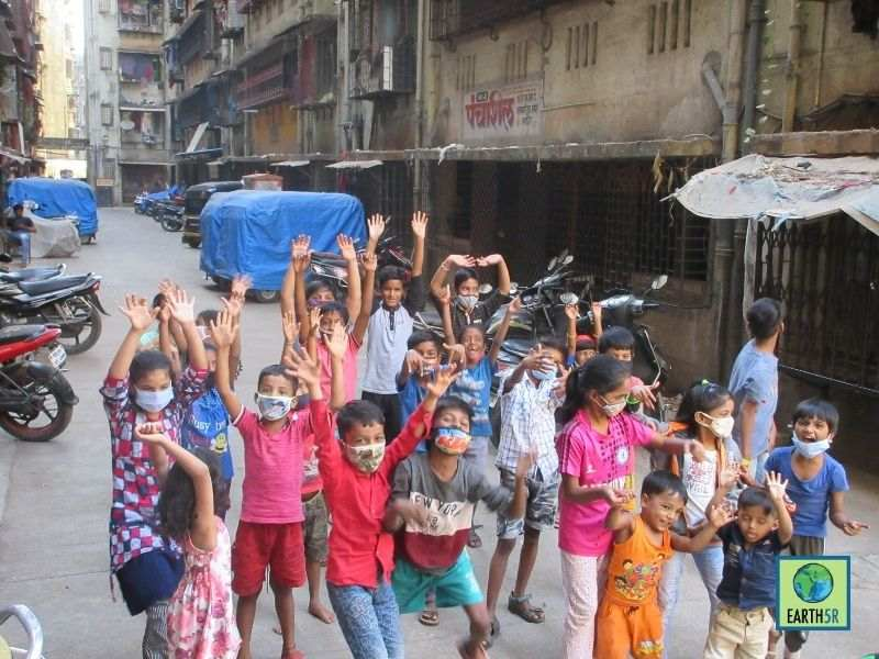Mumbai-India-Environmental-NGO-Earth5R-Circular-Economy-segregation-community-school