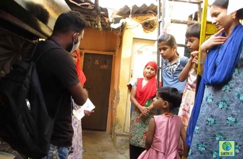 Mumbai-India-Environmental-NGO-Earth5R-Circular-Economy-segregation-community-volunteer-training