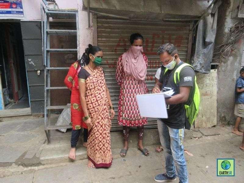 Mumbai-India-Environmental-NGO-Earth5R-Circular-Economy-segregation-livelihood-training