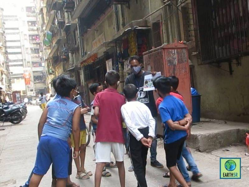 Mumbai-India-Environmental-NGO-Earth5R-Circular-Economy-waste-community-training-school