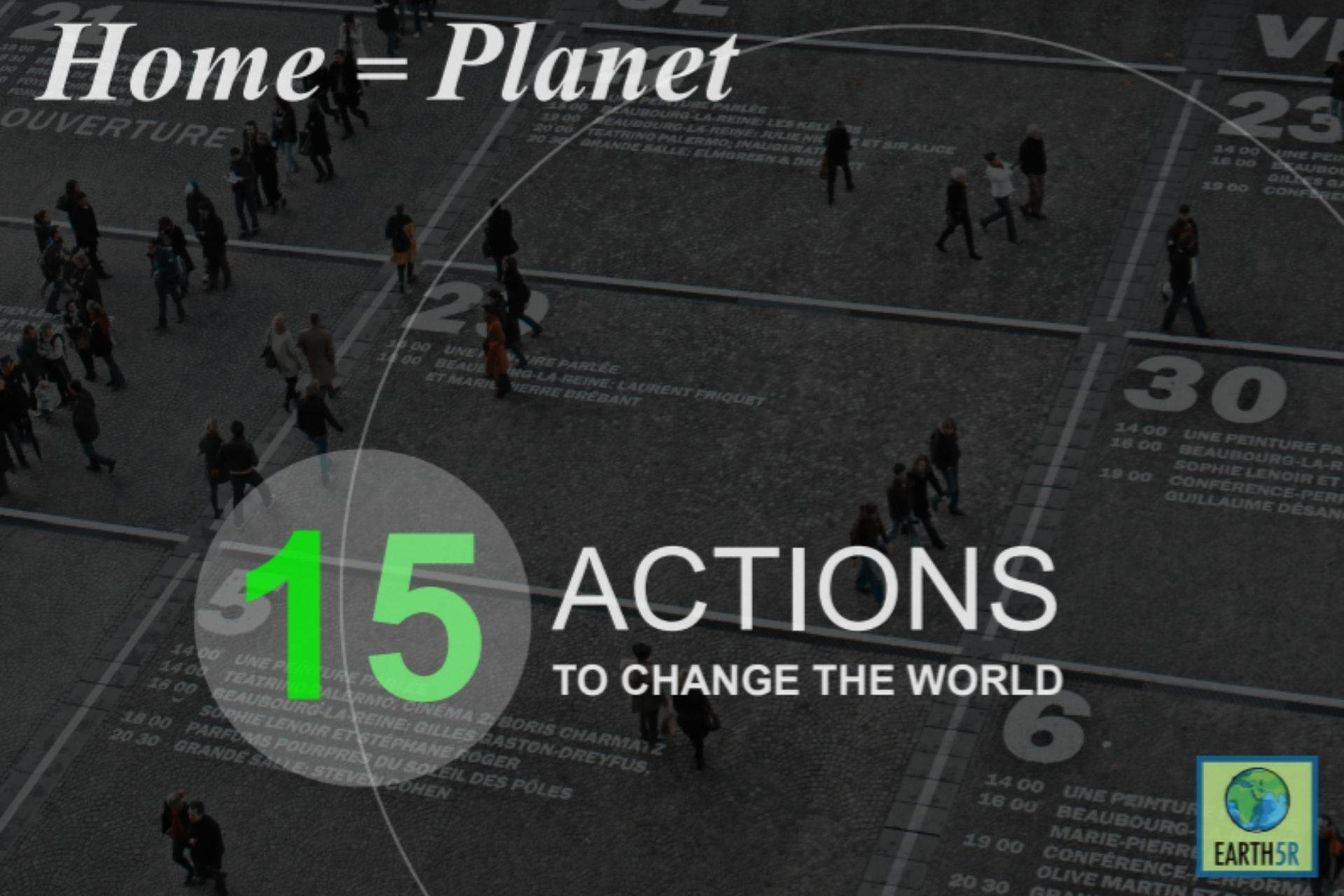 Mumbai-India-Environmental-NGO-Earth5r-Circular-Economy-15-actions