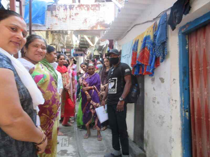 Mumbai-India-Environmental-NGO-Earth5r-Circular-Economy-community-training