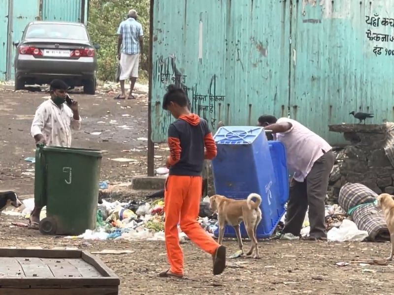 Mumbai-India-Environmental-NGO-Earth5r-Circular-Economy-garbage