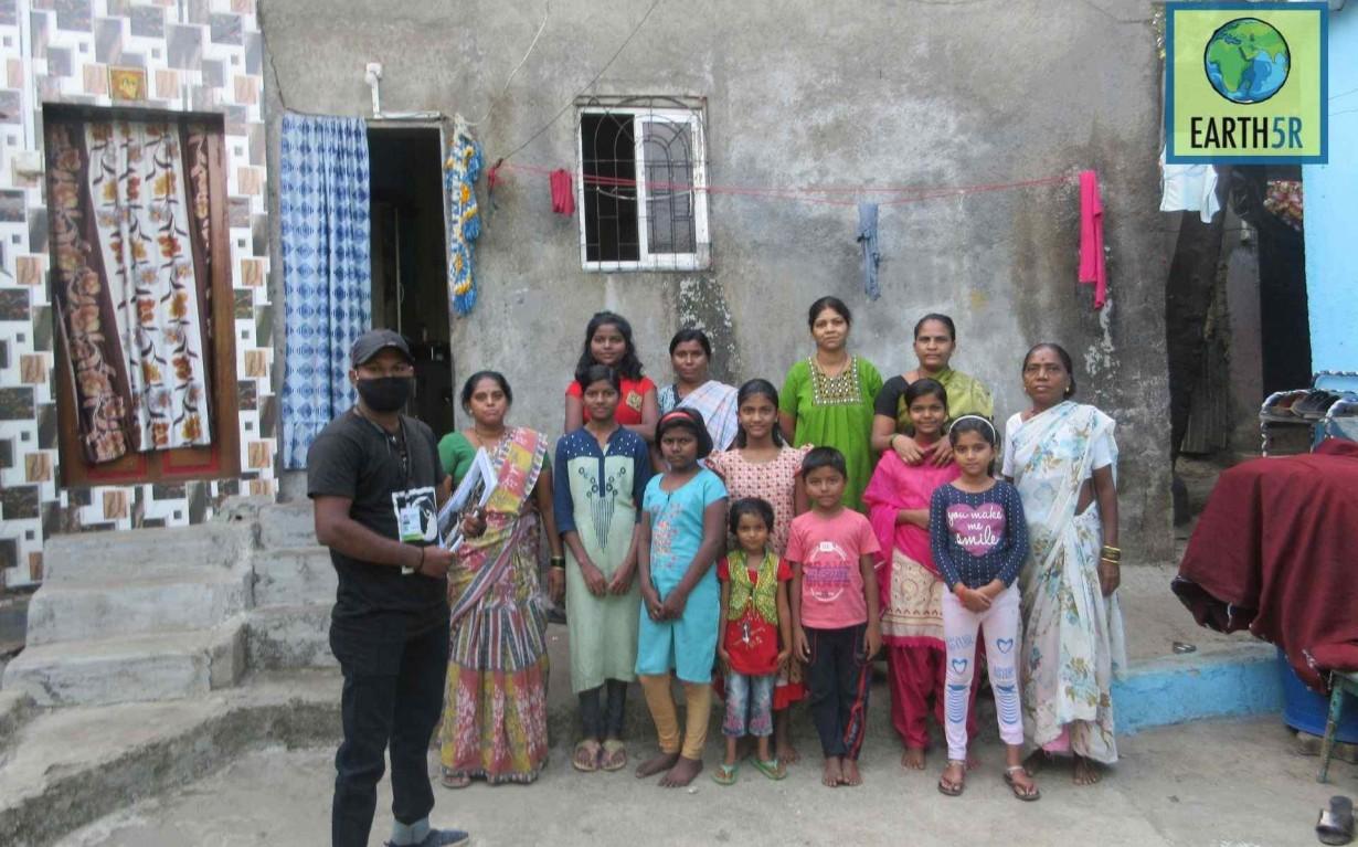 Mumbai-India-Environmental-NGO-Earth5r-Circular-Economy-home-equals-planet-community