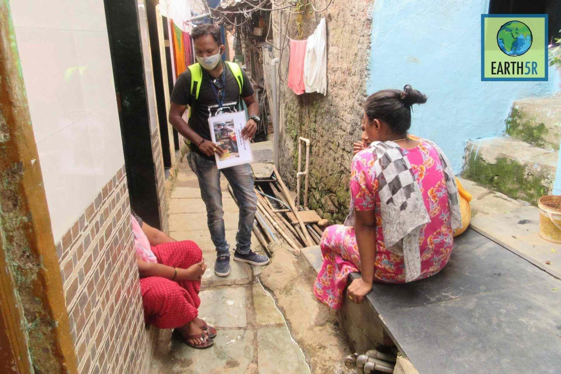 Mumbai-India-Environmental-NGO-Earth5r-Circular-Economy-home-equals-planet-volunteering