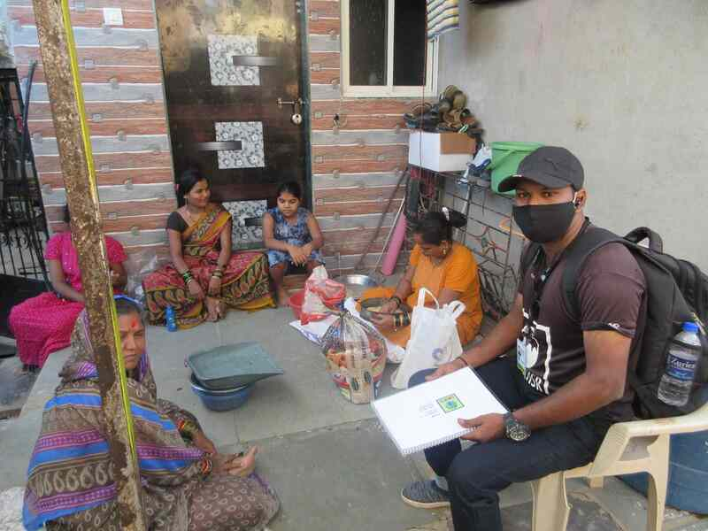 Mumbai-India-Environmental-NGO-Earth5r-Circular-Economy-volunteer-solid-waste-management