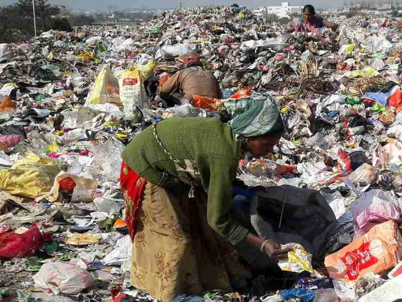 Mumbai-India-Environmental-NGO-Earth5r-Circular-Economy-waste-plastic