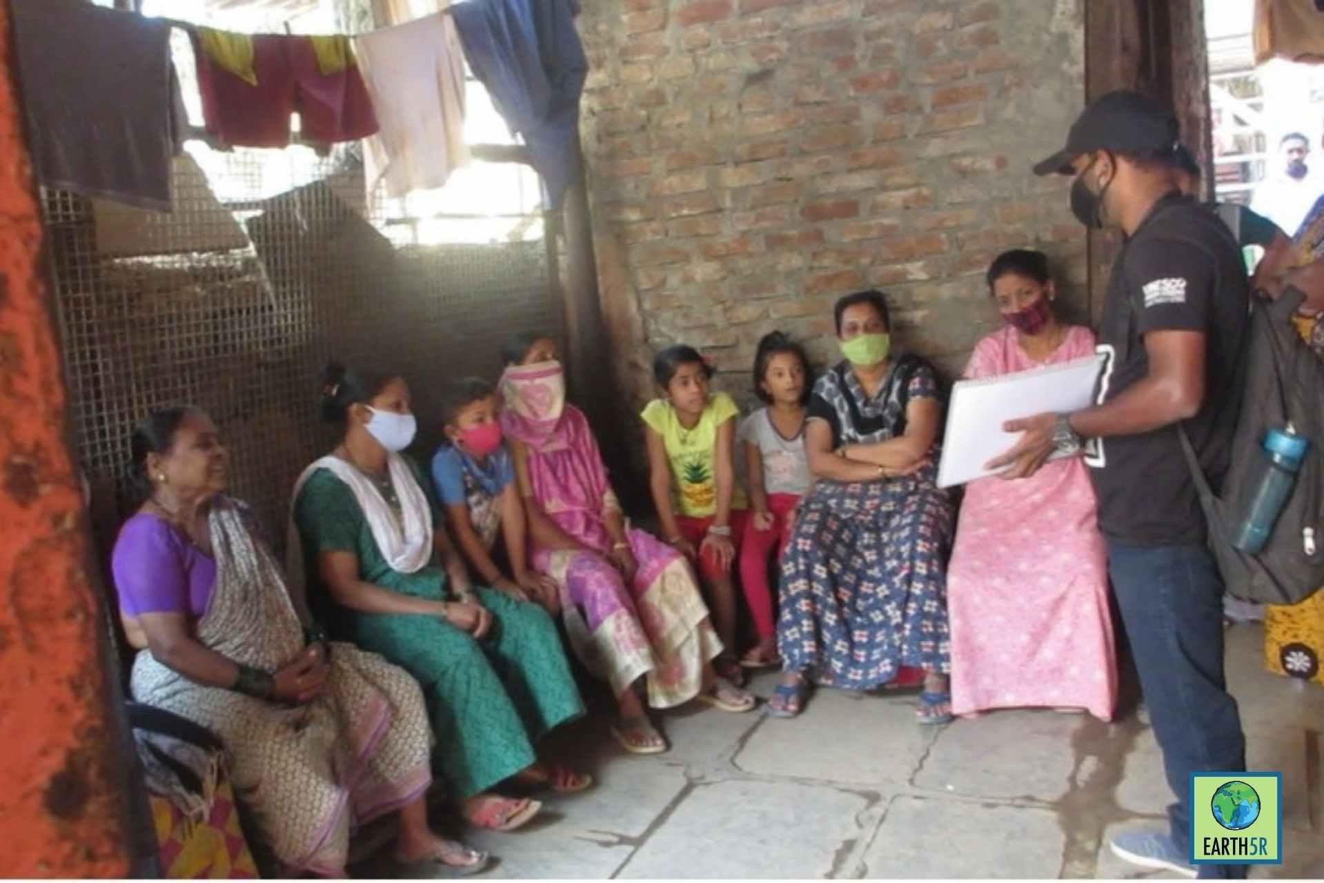 Mithi-River-Pollution-Mumbai-India-Environmental-NGO-Earth5R-Community-Training-Livelihood-circular-economy