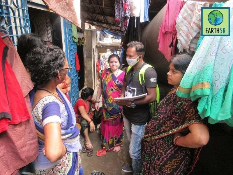 Mumbai-India-Environmental-NGO-Earth5R-Circular-Economy-citizen volunteer