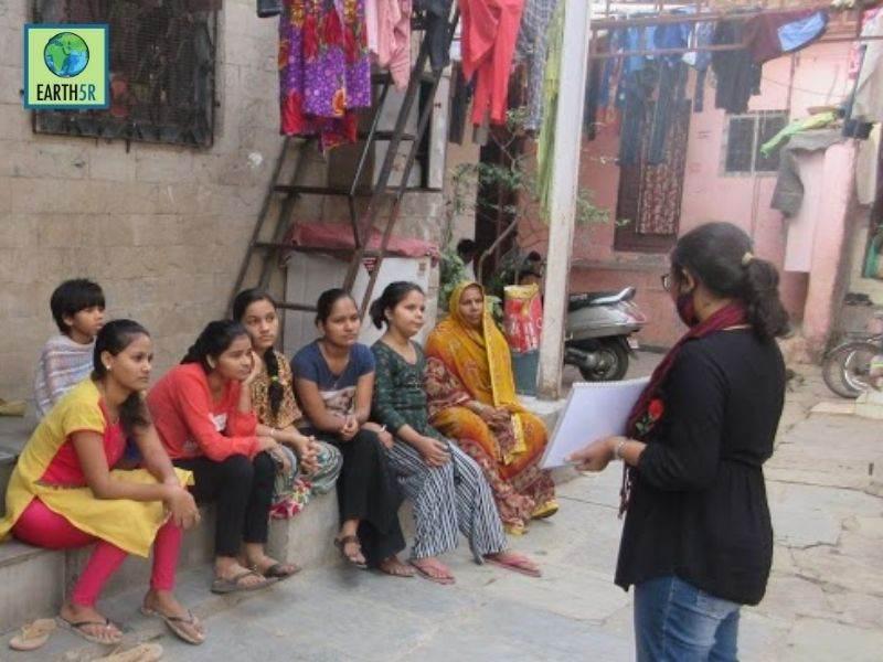 Mumbai-India-Environmental-NGO-Earth5R-Circular-Economy-solid-waste