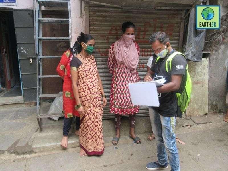 Mumbai-India-Environmental-NGO-Earth5r-Circular-Economy-Group-Training