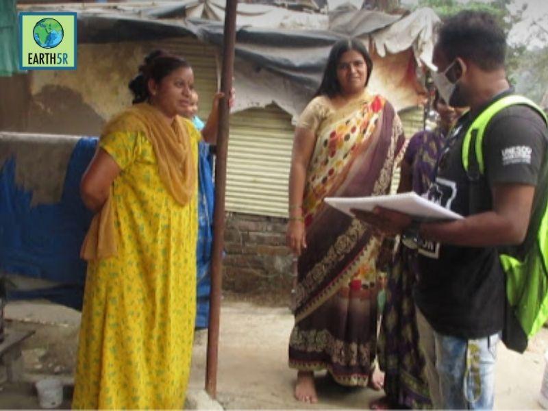 Mumbai-India-Environmental-NGO-Earth5r-Circular-Economy-awareness-women