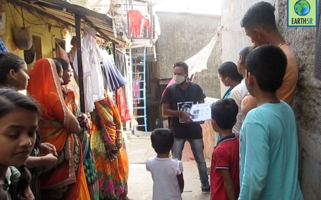 Mumbai-India-Environmental-NGO-Earth5r-Circular-Economy-campaign